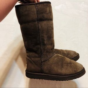 Ugg Classic Tall Boots - Chocolate